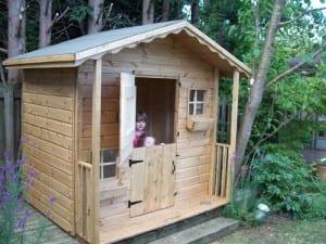 bespoke summer house